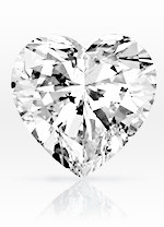 Heart cut diamond - sample image