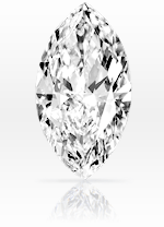 Marquise cut diamond - sample image