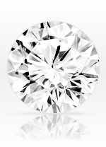 Round cut diamond - sample image