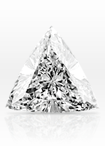 Trillion cut diamond - sample image